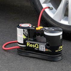 ResQ Tire Repair #tech #flow #gadget #gift #ideas #cool
