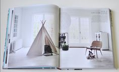 NORTHERN DELIGHTS TEEPEE #interior #design #decor #deco #decoration