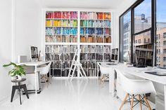 sagmeisterandwalsh mrcup 02 #office #interiors #studio #sagmeisterwalsh