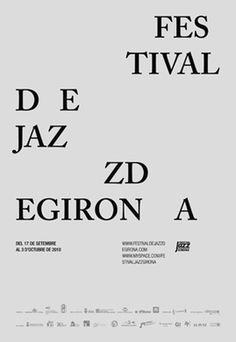 Nifava #girona #festival #jazz #design #graphic #nifava