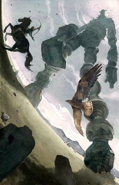 Shadow of the Colossus by Chad Gowey