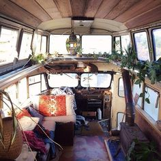 Now that is a truck! #hippies #van