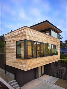 Cycle House in Seattle, Chadbourne + Doss Architects