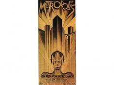 metropolis-1-1024.jpg 1,024×768 pixels #frits #metropolis #vintage #poster #lang