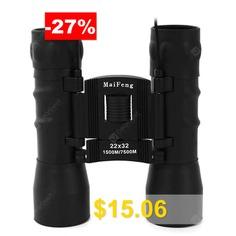MaiFeng #22 #x #32 #Low #Light #Night #Vision #Binocular #Telescope #- #BLACK