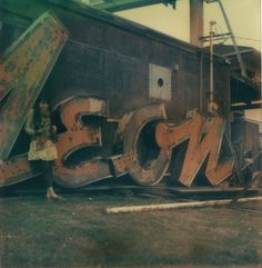 Untitled | Flickr - Photo Sharing! #sign #photography #letters #vintage