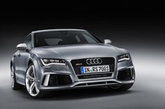 Audi RS7 sportback #industrial #car #auto
