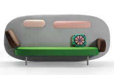 Simple SANCAL Float Sofa Modern
