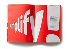 Design Work Life » Frost Design: Eye Out of Home Magazine #red