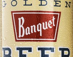 Coors Banquet Heritage Cans #packaging #beer #can #label