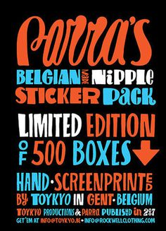 CUSTOM OTHER — LetterCult #type #font #poster