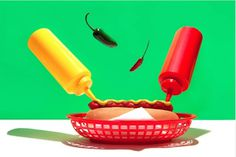 Conceptual Food Stills-000 #color #food