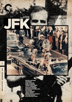 FAKE CRITERION COLLECTION COVERS VOL. 4 on the Behance Network #jfk #midnight #poster