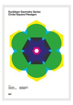 studiomr — Euclidean #geometry #poster