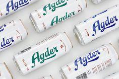Scandinavian Design – Agder Bryggeri by Frank, Norway