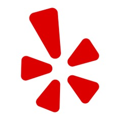 See more icon inspiration related to yelp, logo, brand, social media, logotype, social network and brands and logotypes on Flaticon.