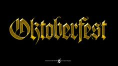 Oktoberfest | Flickr - Photo Sharing! #type #kitchener #oktoberfest #gold #logo #typography