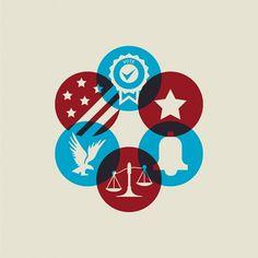 tumblr_lz2gjdkodU1qevjafo6_1280.jpg (576×576) #icon #vector #pride #american
