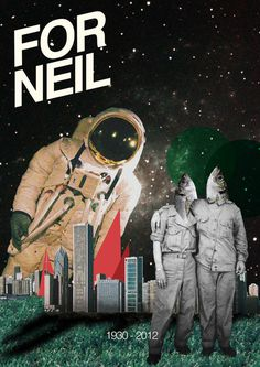 For Neil #modern #surrealism #vintage #art #collage