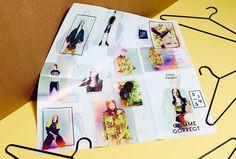 duo d uo | creative studio | Ethel Vaughn – lookbook #ethelvaughn #lookbook #publication #fashion #design #layout