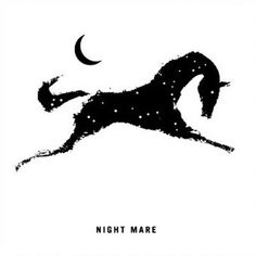 Word It Search #illustration #horse #silhouette