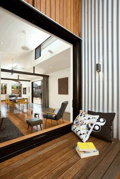 Remarkable Passive Solar Home Balances Indoor and Outdoor Spaces 11
