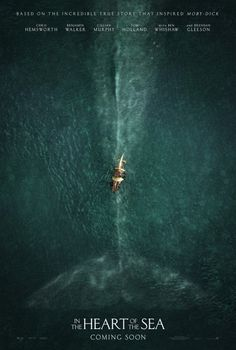 In the Heart of the Sea, Works ADV #movie #film #poster
