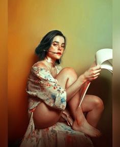 Artistic Fine Art Portrait Photography by Cristina Otero