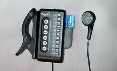 Guitar Tuner for the Blind Hack #tuner