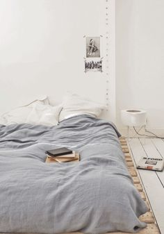 CJWHO ™ #design #bed #bedroom #hipster #interiors #relax #sleeping