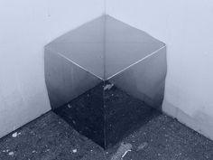 by samaharris.com #installation #plastic #cube