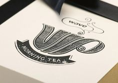 PrettyClever #logo #stamp #black