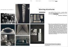 Bauhaus Magazine #1, 1926