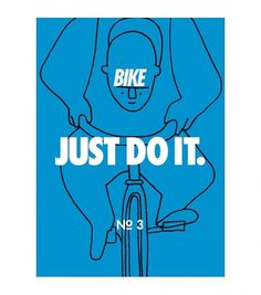 Think.BigChief | Milan based inspirational blog #illustration #bike