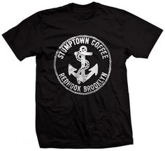 The Official Manufacturing Company / Work / Stumptown / T-Shirts #anchor #shirt