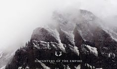 Daughters of the Empire by Studio Faculty #deer #branding #design #fashion #logo