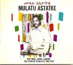 Mulatu Astatke - New York - Addis - London #cover #single #mulatu #astatke
