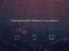 Lavabits Redesign #web