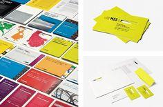 ps.2 arquitetura + design - MIS - Programa de Identidade Visual #print #brazil #identity #contemporary