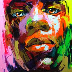 Traditional Art Paintings by Francoise Nielly 14 #pallet #color #style