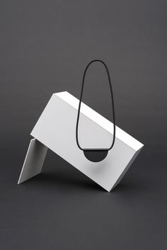 ONA Collection Agathe Palavioux Maud minimal geometric black and white cube wave circle round geometric form beautiful jewelry best new bra