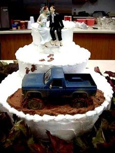couple wedding cake ideas