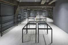 Yamaka Tokyo Showroom