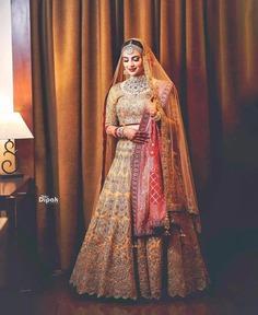 2020 Best Lehenga Color Combination for Brides & Bridesmaids