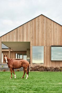 Ceres House Inspired by American Ranch Style Architecture 2