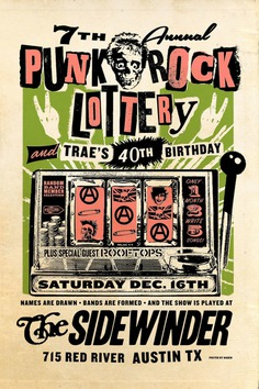 Image result for punk poster drawing