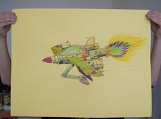 Pierre Bolide « PICDIT #color #graphic #art