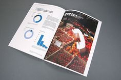 Onestep Creative - The Blog of Josh McDonald » PhonepayPlus Annual Report #graphic #annual #info #report #typography