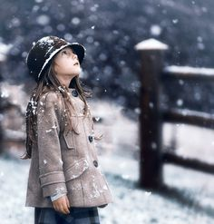 first snow #first #snow