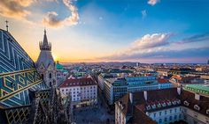 Watch This Timelapse of the Beautiful the Austrian Capital, #Vienna